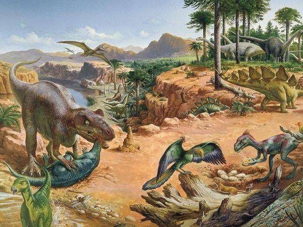 Creative Writing 4 Kids Laugh Jurassic Period