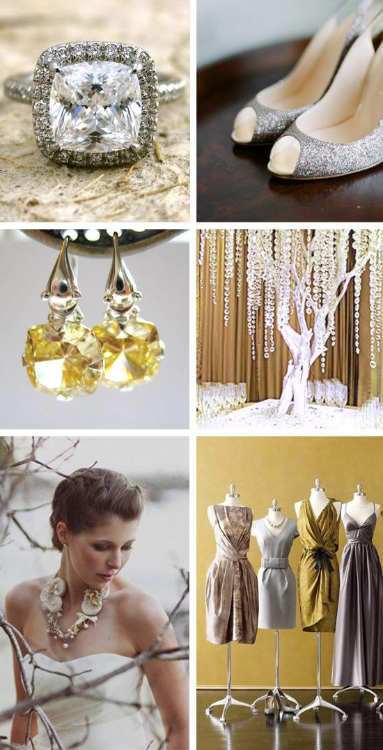 12 Days of Weddings - 5 Golden Rings
