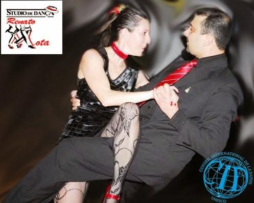 Show de Tango e Milonga.