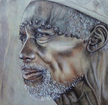 Tribu Shilluk-Sudán