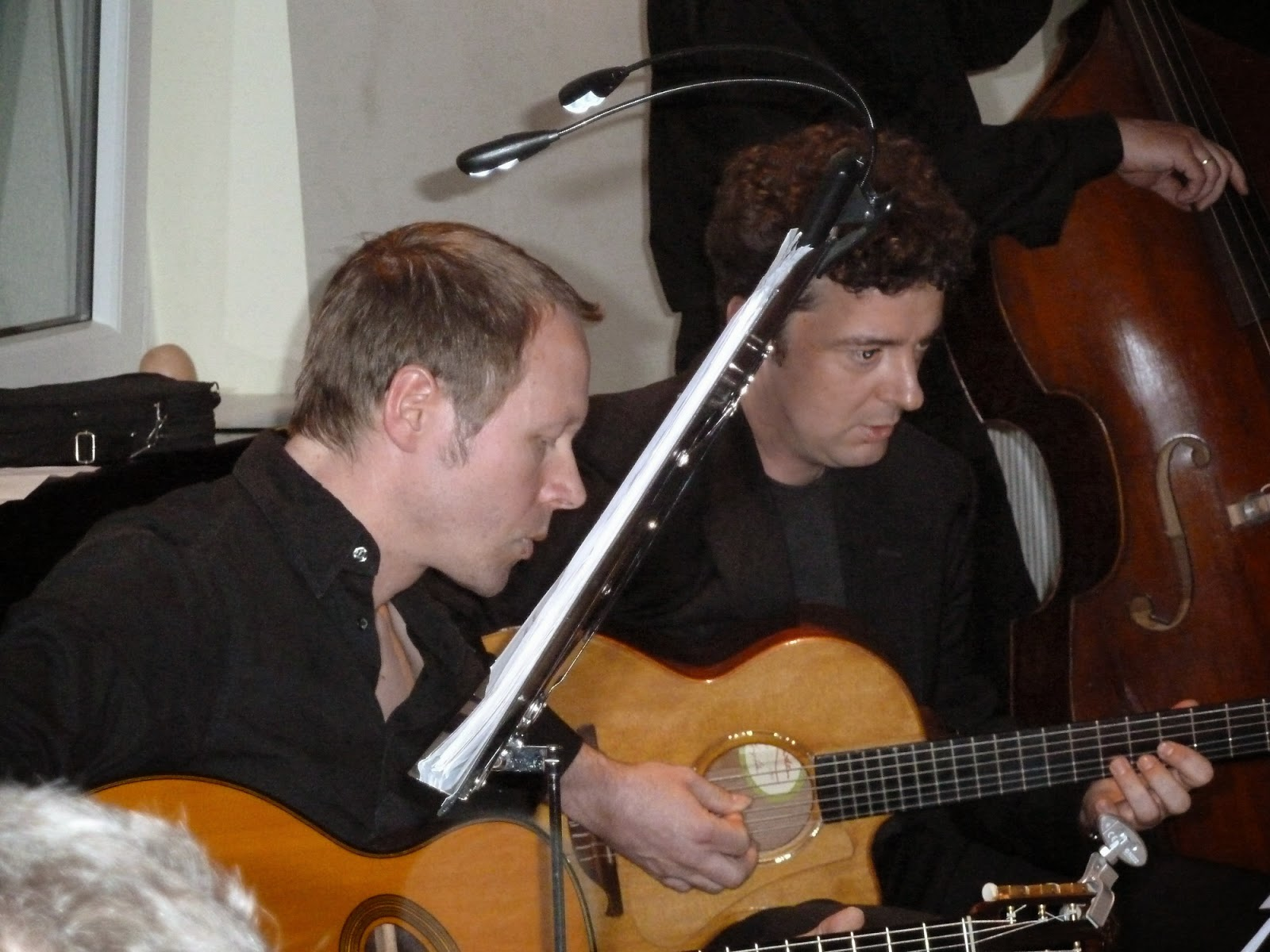 Frank Olaf Nagel und Thomas Monnerjahn