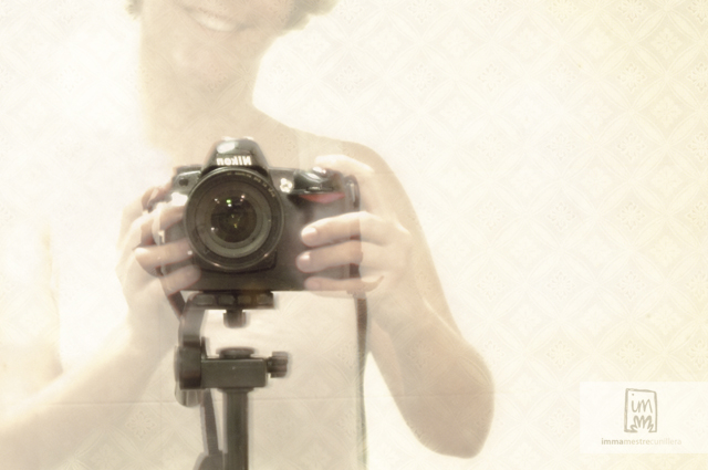 imatge del selfie que em vai fer amb la meva càmara per #LVM