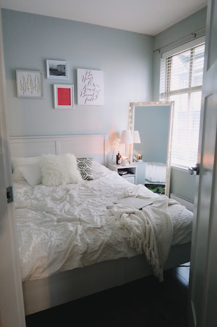 bedroom tour - melissa merk