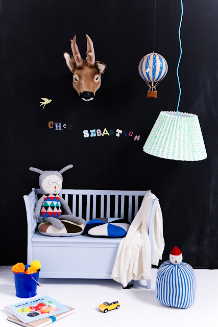 Lirumlarumleg kids corner - Tafelfarbe kinderzimmer ...