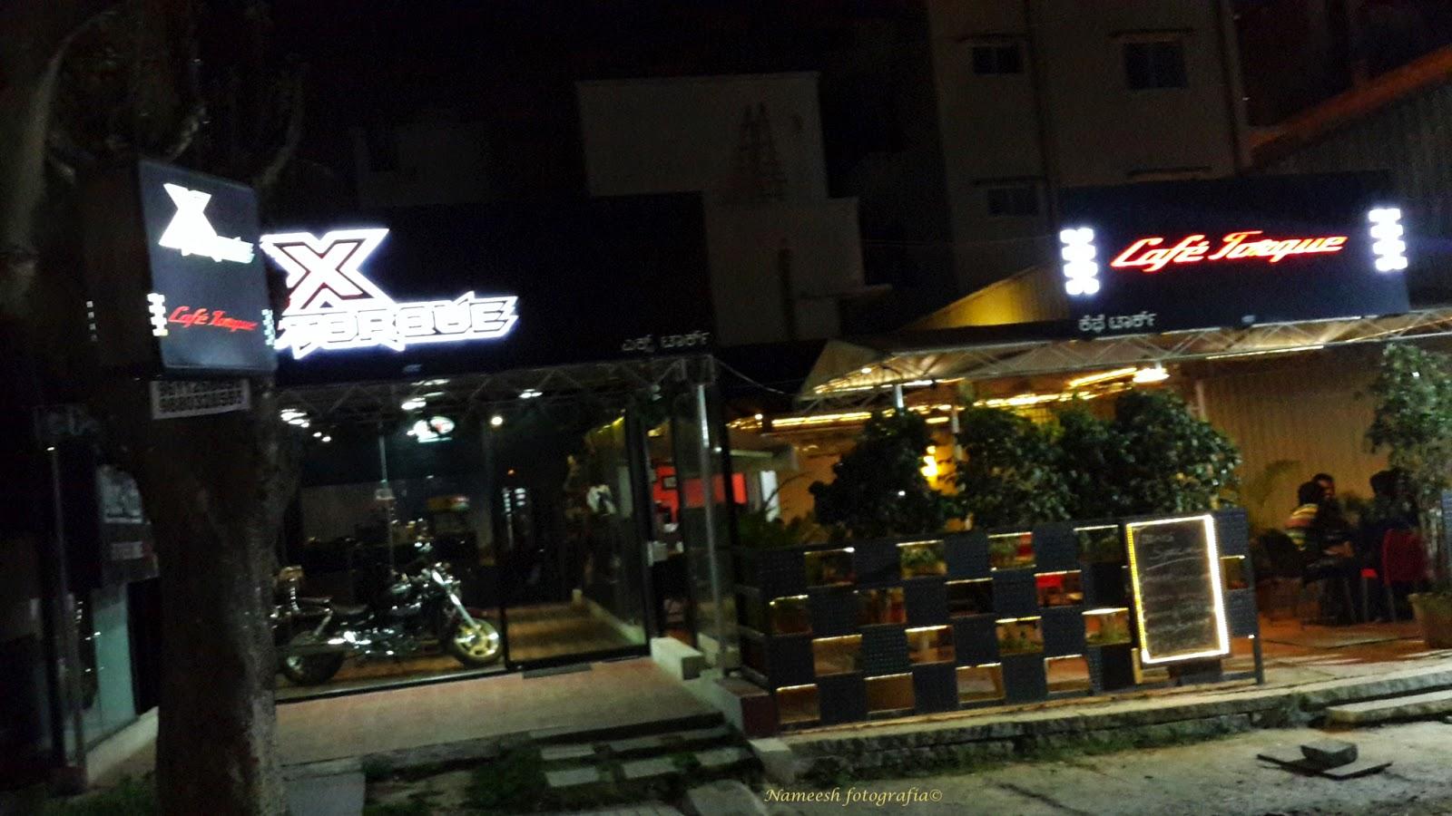 Cafe Torque Hsr Layout Bangalore Odyssey Of Food N Lifestyle Jazz1 Sachet
