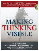 cover of Making Thinking Visible