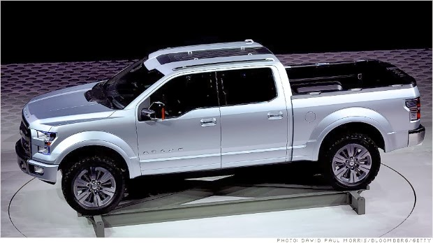 Ford to Unveil the Aluminum F-150