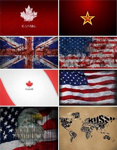картинки на рабочий стол флаги