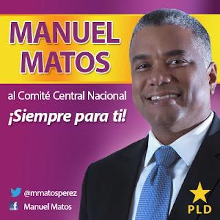 Manuel Matos al CC
