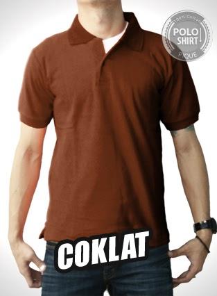 Polo Shirt Polos Coklat