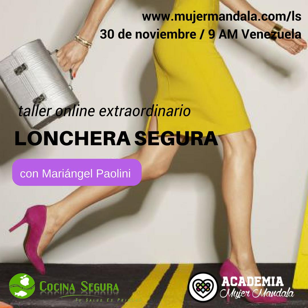Webcast Lonchera Segura