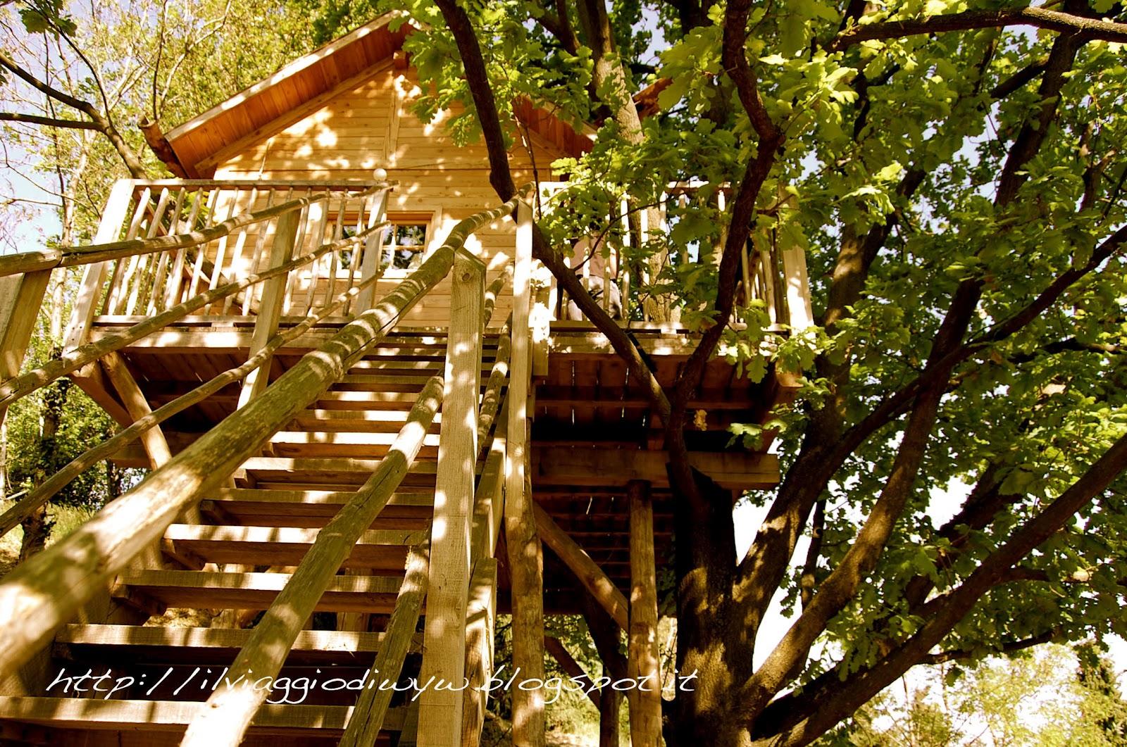 Costruire una casa sull albero per bambini agriturismo la piantata viterbo with costruire una - Costruire casa albero ...