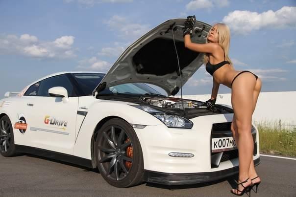Autos A Escala La Chica Del Dia