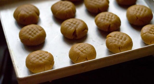 Cookies de naranja caseras paso 7