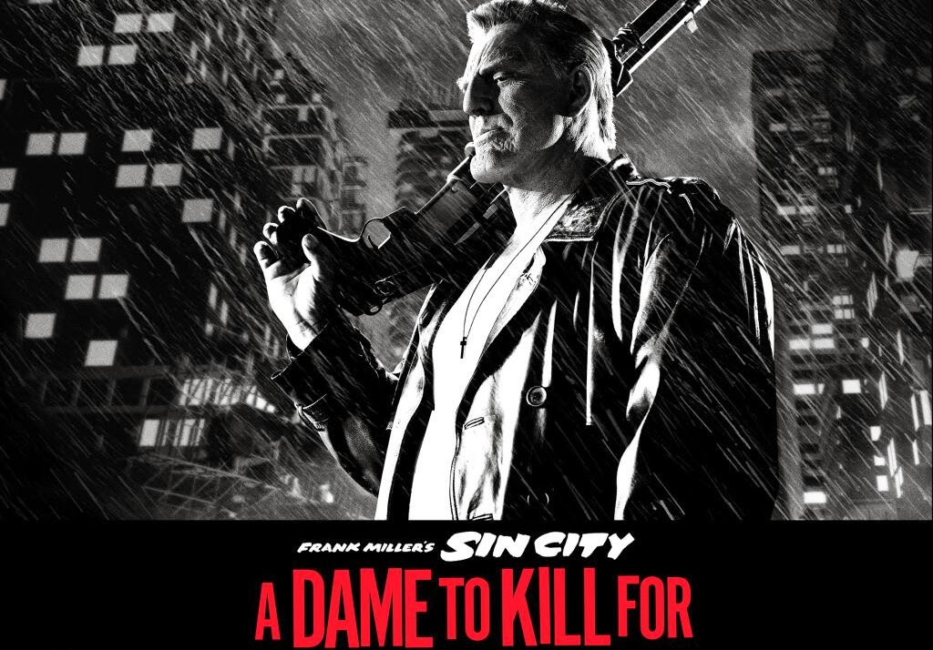 Sin City: A Dame to Kill For - First Trailer & New Images