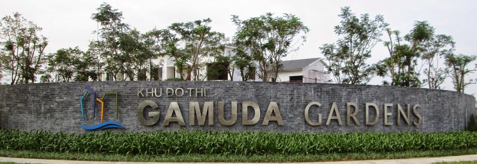 Dự Án Gamuda Gardens