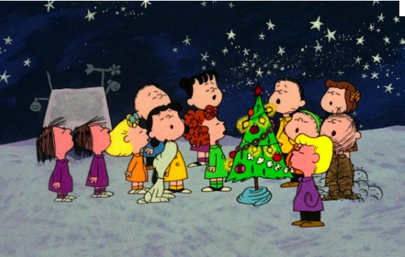 Charlie Brown O Christmas Tree