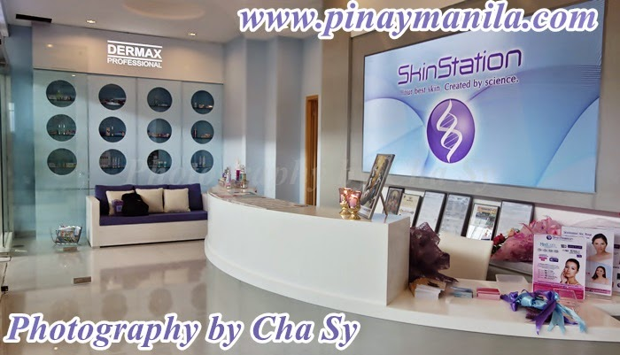 Skin Station Sta. Rosa Grand Opening, Maxine Medina, Endorser