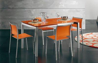 Decora el hogar decoraci n de modernos comedores for Comedores para el hogar