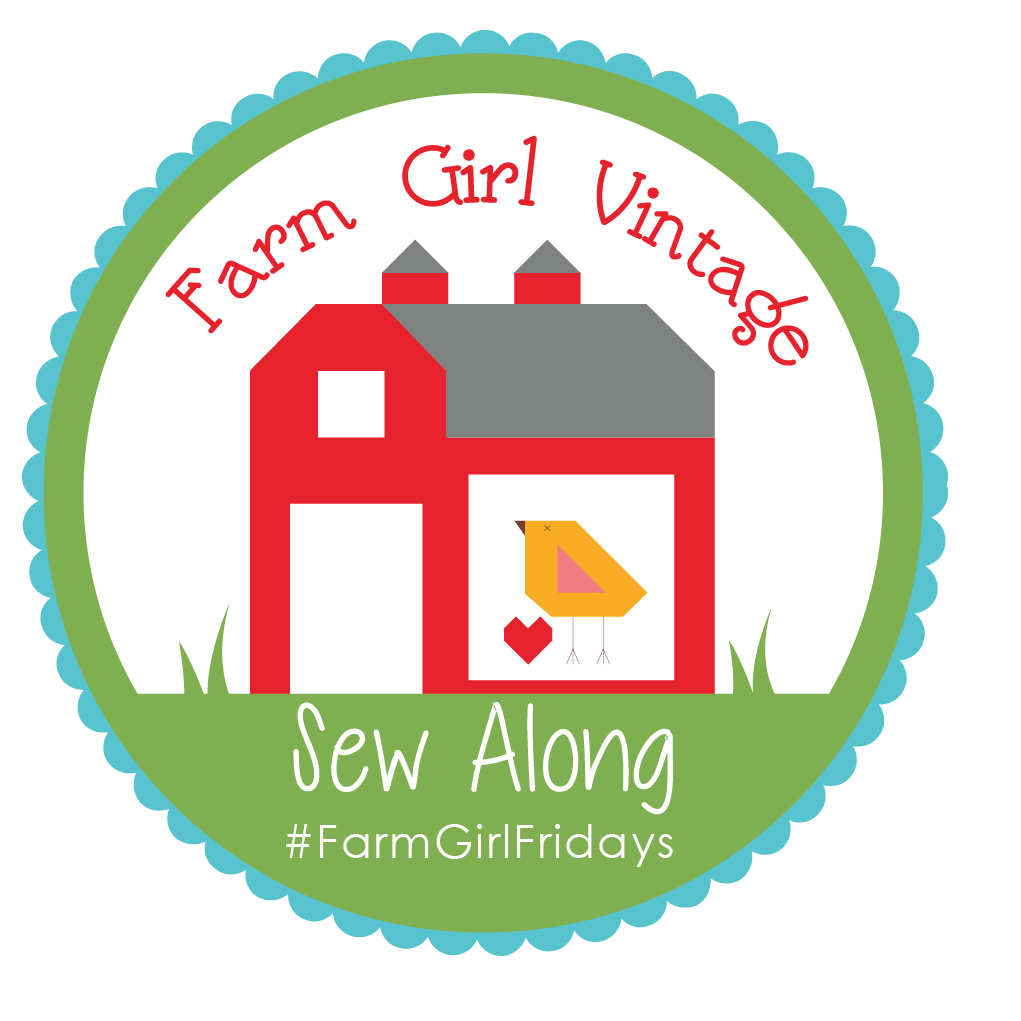 #farmgirlfridays – 2015 Farm Girl Vintage Sew Along