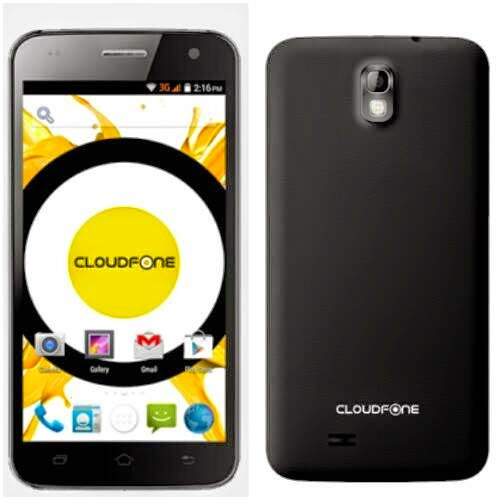 Cloudfone Excite 501o Introduced, Second Most Affordable Local Octa-core for P4,999