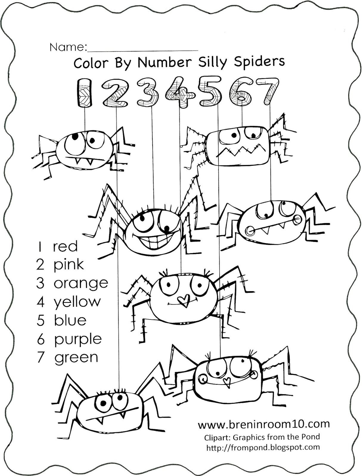 http://www.teacherspayteachers.com/Product/Color-Word-Spider-Freebie-CCSS-RFK3c-923954