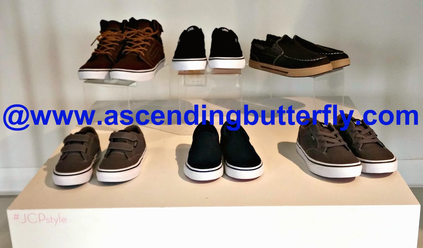 Boys Footwear via JCPenney 2014 Back-to-School Press Preview, Footwear, Shoes, mens footwear