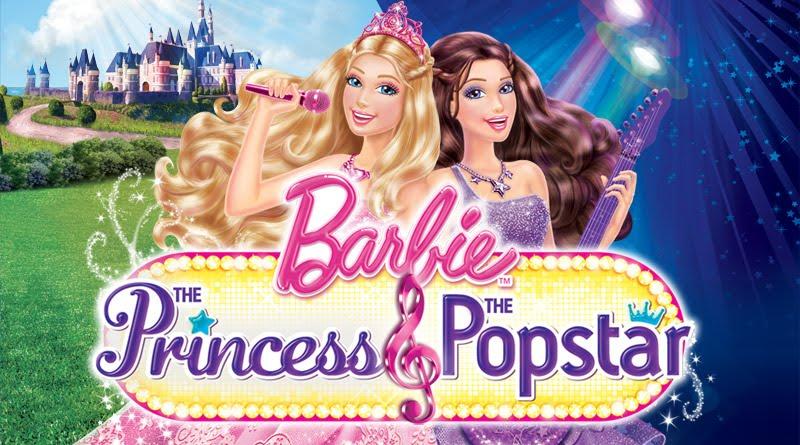 Barbie en la Princesa y la Cantante