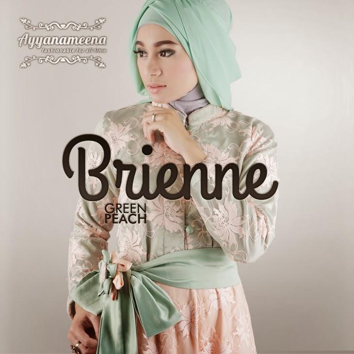 Ayyanameenna Brienne - GreenPeach