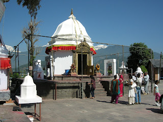 temples in Pokhara