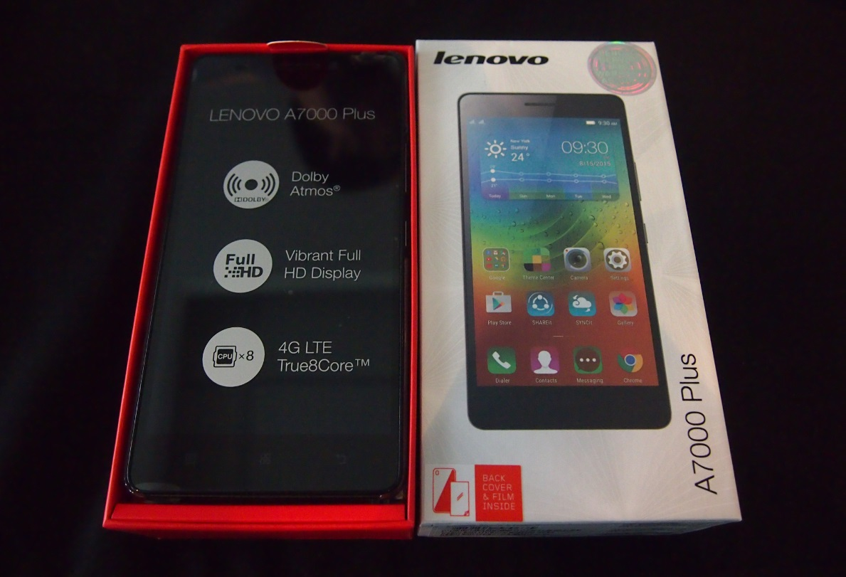 Lenovo A7000 Plus Launches In The Philippines  Available Thru Lazada For Php7 990
