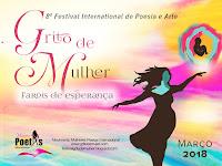 """Grito de Mulher 2018: """"Faros de Esperanza"""" Marzo 2018."""