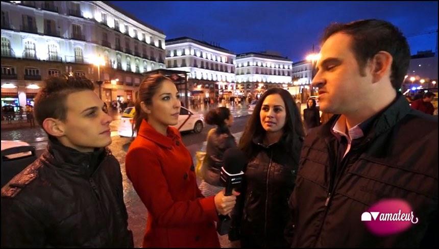 NVAmateur, Bruno y Diana se atreven con Chris y Beatrizz