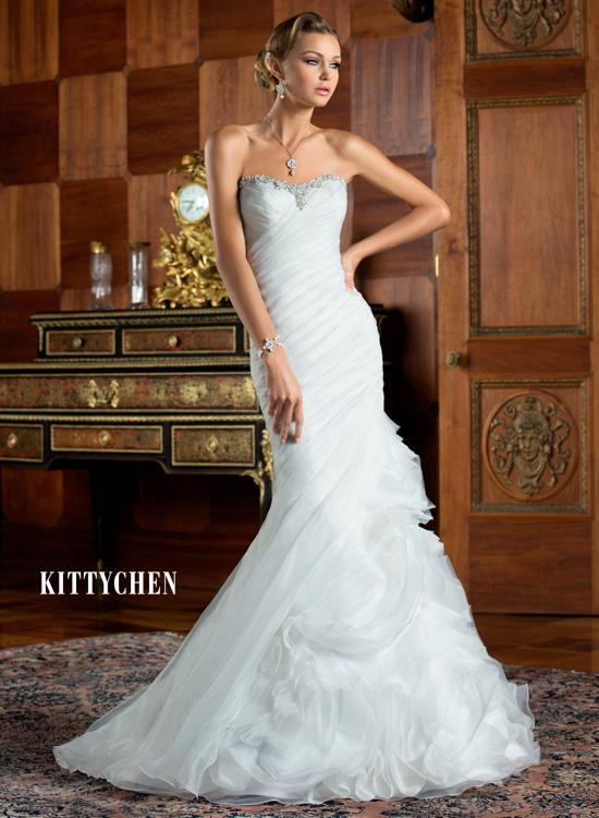 Maravilloso vestidos de novias | Colección  Kitty Chen