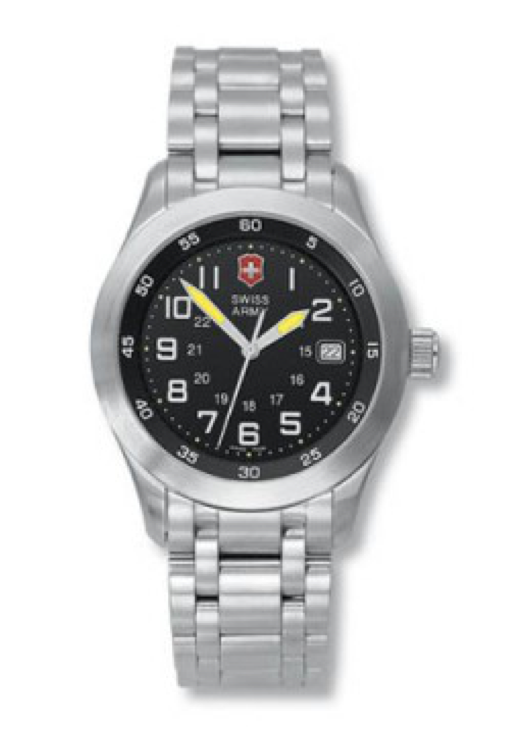 Victorinox Swiss Army Airboss Mach 1 Quartz Watch