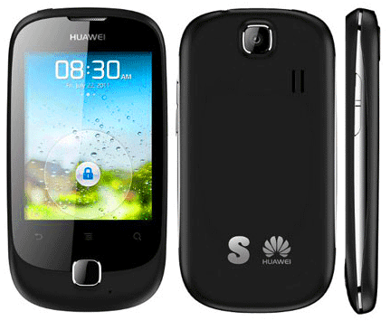 Spice- S Huawei Ascend Y100