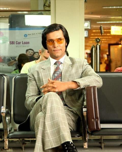 First Look : Randeep Hooda as Charles Sobhraj in 'Main Aur Charles'