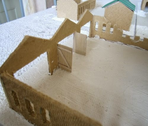 Making Stalingrad Ruined Factory Four Pictures 7