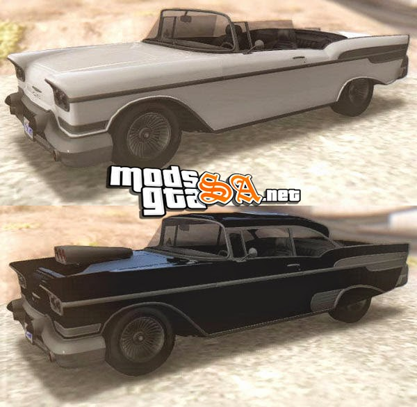 SA - Declasse Tornado & Worn do GTA V