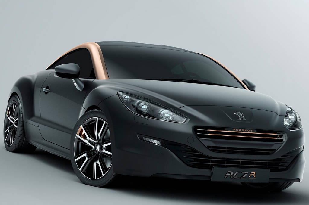 autos exclusivos este es el peugeot 308 rcz 2013. Black Bedroom Furniture Sets. Home Design Ideas