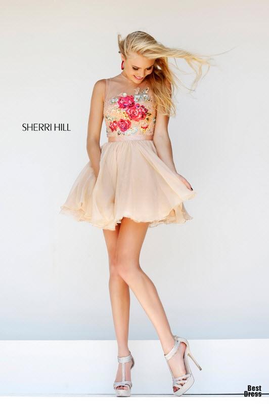 Coleccion de vestidos Sherri Hill