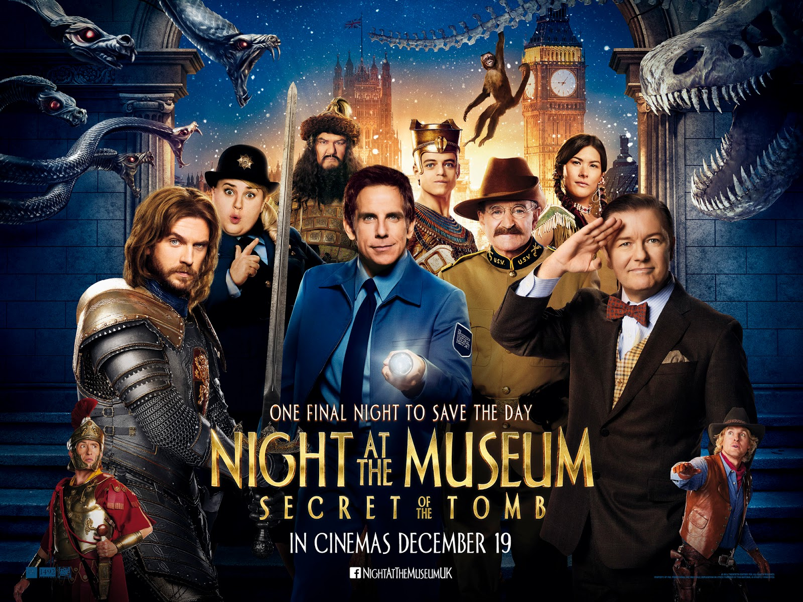 Night and the Museum 3