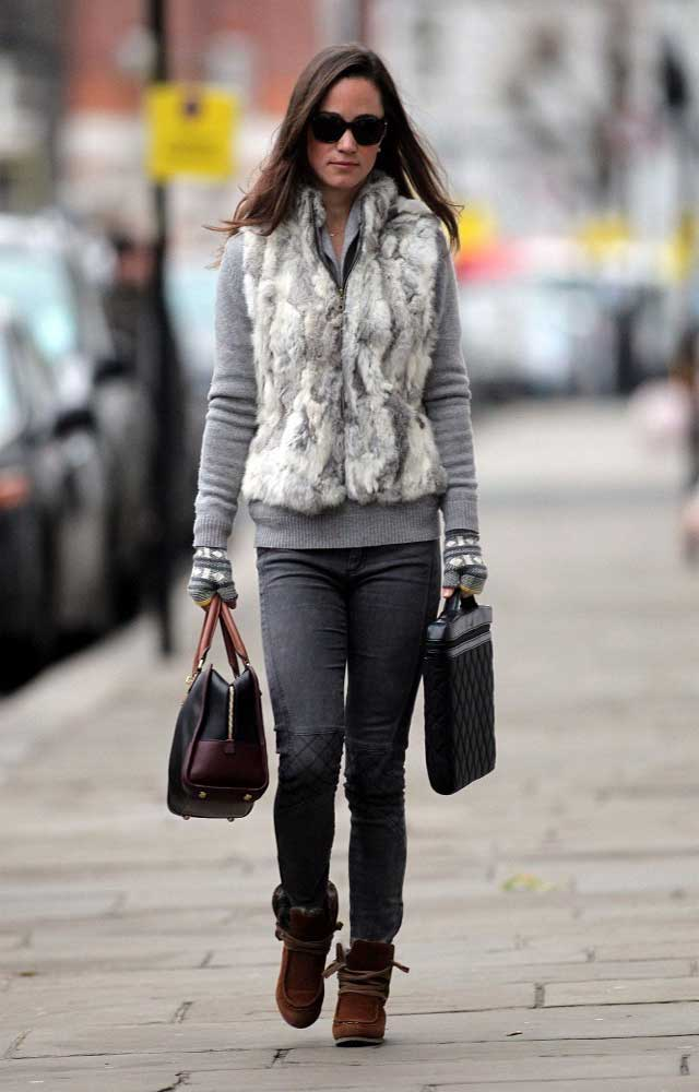 Fashionjewellery Pippa Middleton Ankle Boots