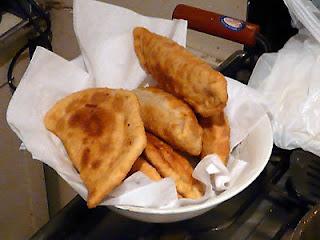 Empanadas de Arroz