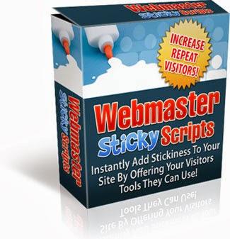 Webmaster Sticky Scripts MRR