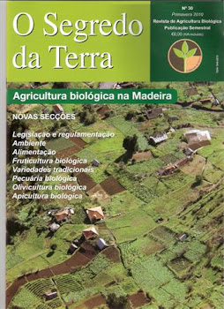 Revista Segredo da Terra, n 30: Agricultura na Madeira