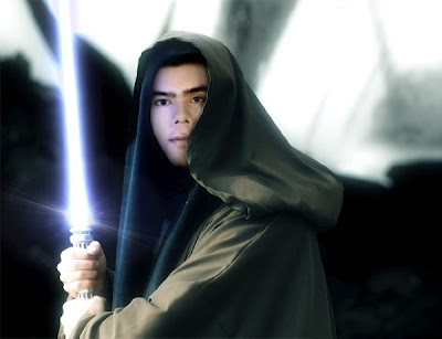 Yodi Insigne as Jedi Master
