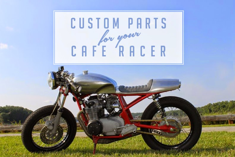 Bike Cafe Racer Parts : Parts for your cafe racer project return of the racers