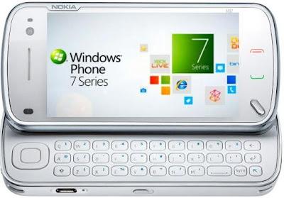 Nokia windows phone 7   Harga nokia Windows phone 7