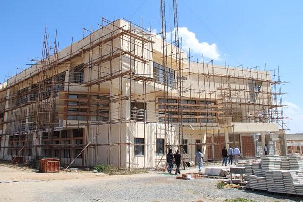 Pictures Of New Development Projects In Eritrea